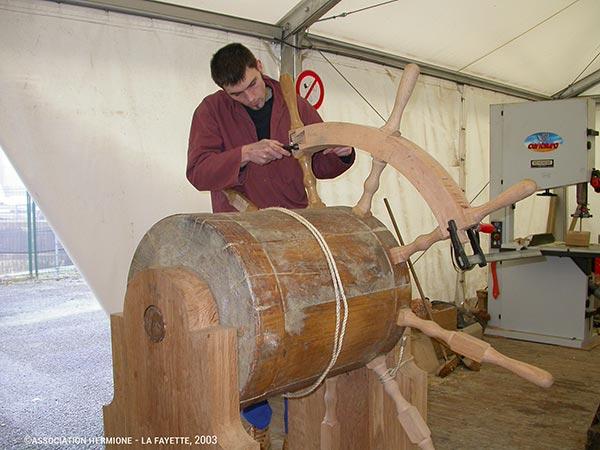 Barre à Roue (Création 3D) par Greg_3D Fabrication-du-prototype-de-la-barre-a-roue-2003